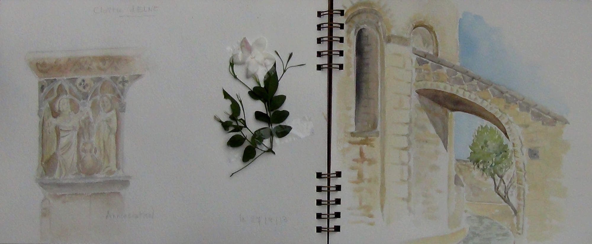 PAGE CARNET ANNICK