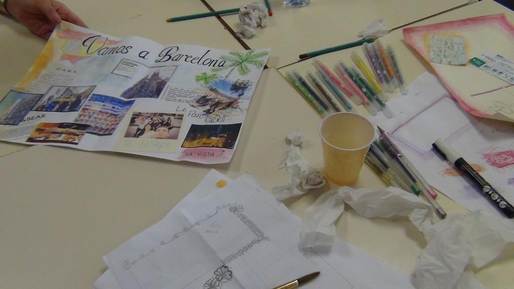carnet Barcelone école Pigier