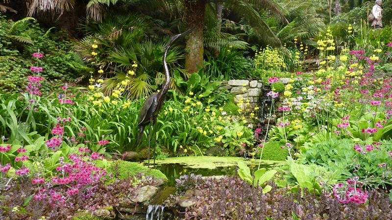 Les jardins anglais de cornouailles l 39 atelier en balade for Circuit jardins anglais